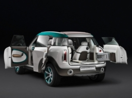 Mini Crossover Concept Wallpaper Mini Cars