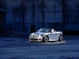 Mini Roadster Concept Wallpaper Mini Cars