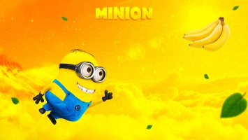 Banana Cartoon Wallpapers For Free Download About 19