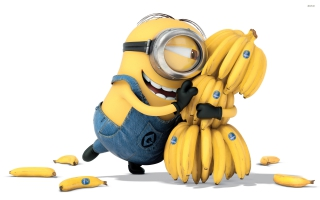Minion Bananas