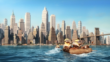 Minions in New York