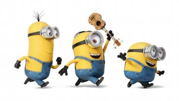 Minions Playing