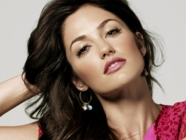 Minka Kelly portrait Wallpaper Minka Kelly Babes Girls