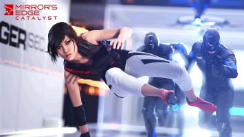 Mirror's Edge Catalyst Faith Chase