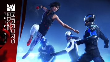 Mirror's Edge Catalyst Faith Fight