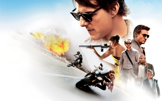 Mission Impossible Rogue Nation 2015