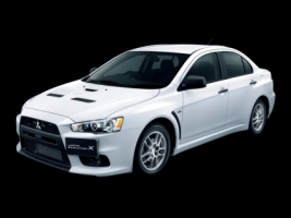 Mitsubishi Lancer Evolution X RS Wallpaper Mitsubishi Cars
