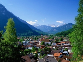 Mittenwald Wallpaper Germany World