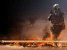 Modern Warfare 2 Wallpaper Call of Duty Games