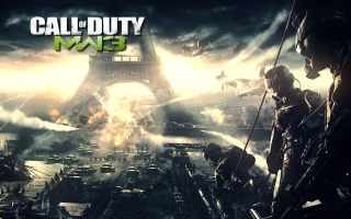 Modern Warfare 3 Paris