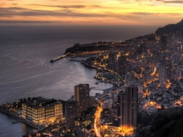 Monaco city Wallpaper Monaco World