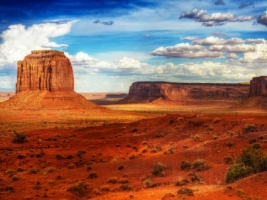 Monument Valley Wallpaper United States World