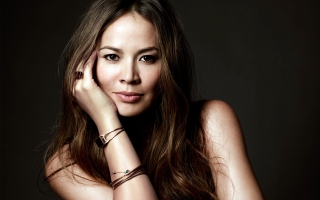 Moon Bloodgood Terminator Salvation Actress