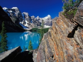 Moraine Lake Wallpaper Canada World