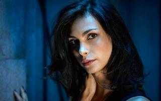 Morena Baccarin Leslie Gotham