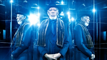 Morgan Freeman Now You See Me 2