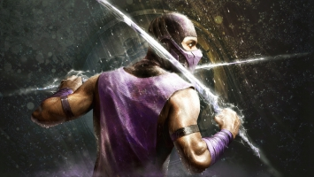 Mortal Kombat's Scorpion