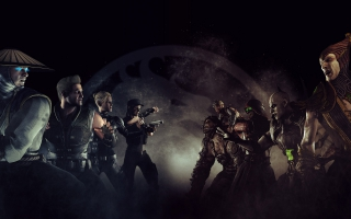 Mortal Kombat X Fighters