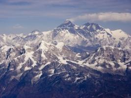 Mount Everest Wallpaper Landscape Nature