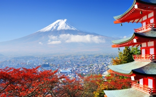 Mount Fuji Japan Highest Mountain