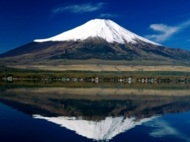Mount Fuji Wallpaper Japan World