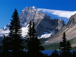 Mountain Peak Canada