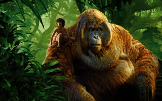 Mowgli King Louie Jungle Book