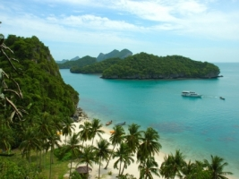 Mu Ko Ang Thong Wallpaper Thailand World
