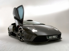 Murcielago by Prindiville Wallpaper Lamborghini Cars