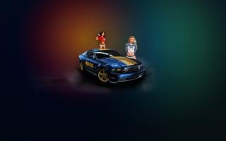 Mustang & Girls