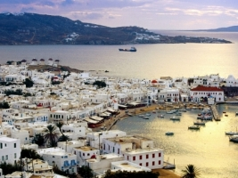 Mykonos Wallpaper Greece World