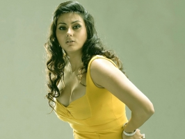 Namitha in Yellow