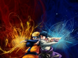 Naruto vs Sasuke Wallpaper Naruto Anime Animated