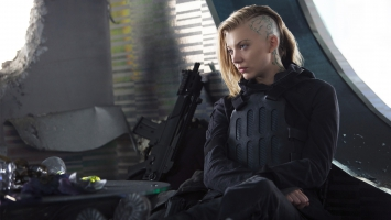 Natalie Dormer Cressida Mockingjay Part 2