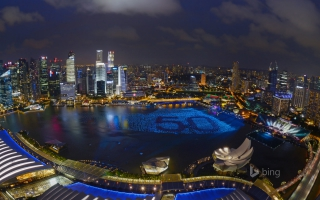 National Day of Singapore