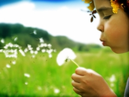 Nature Child Wallpaper Miscellaneous Other