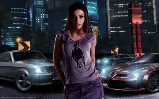 Need for speed carbon Girl 2