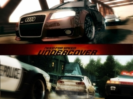 Need For Speed Undercover Wallpaper NFS Undercover Games