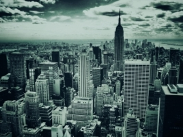 New York minute Wallpaper United States World