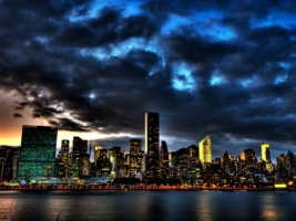 New York Wallpaper United States World
