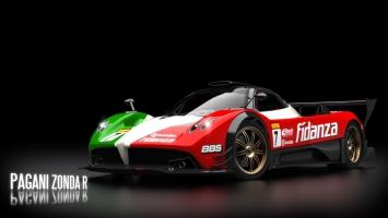 NFS Pagani Honda R