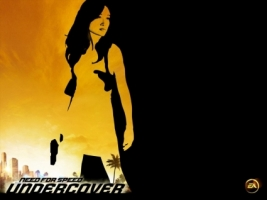 NFS Undercover girl Wallpaper NFS Undercover Games