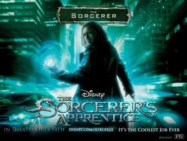 Nicolas Cage in Sorcerers Apprentice