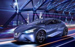 Nissan Friend ME Concept Car 2013