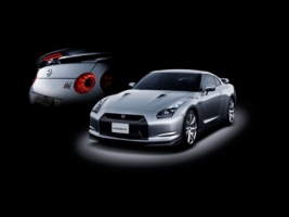 Nissan GTR 2008 Wallpaper Nissan Cars