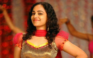 Nithya Menon Indian Actress
