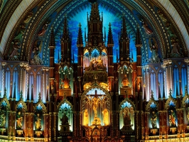 Notre Dame Basilica Canada