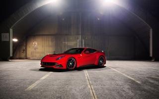 Novitec Rosso Ferrari F12berlinette
