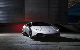 Novitec Torado Lamborghini Huracan 2015