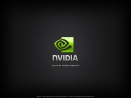 NVIDIA Logo Wallpaper nVidia Computers